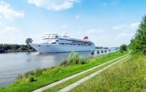 Wasserweg Nord-Ostsee-Kanal