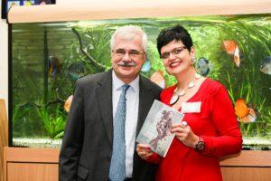 Monika Herbstrith Lappe Manfred Lappe Buchpräsentation