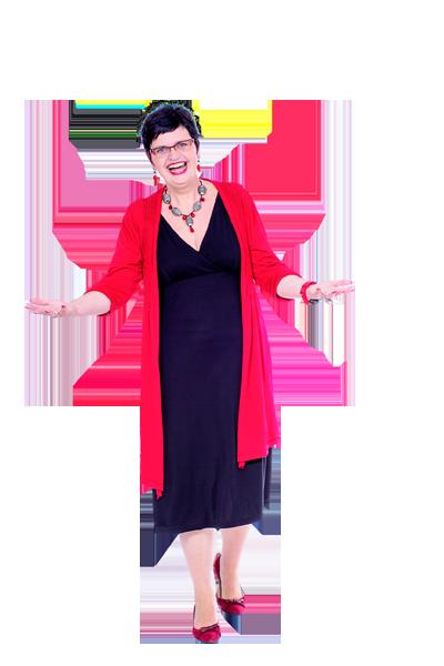 Monika HerbstrithLappe Willkommen