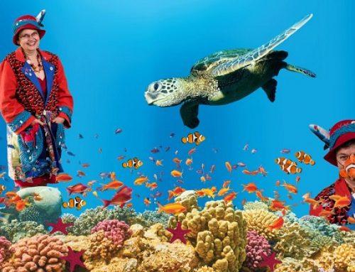 Die Flotte-Unterwasser-Lotte mehrt Ihre Möglichkeiten