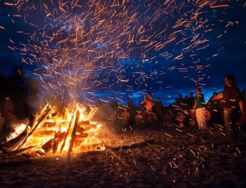 Lebensfeuer hüten & pflegen